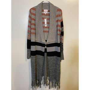 romeo & juliet couture cardigan NWT